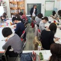 2017年4月23日(日)絵本ゆっくりコース・荒井良二さんの授業内容