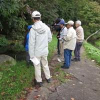地下水について知ろう 立科の井戸めぐり学習会参加