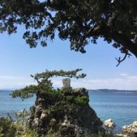 2017年4月24日  森戸神社裏  作戦策定