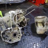 アドレスV125 エンジンオーバーホール