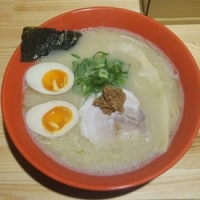 17301 鮮魚麺海里@金沢 6月24日 土曜日限定の鯛白湯!本日をもってしばらく休止!食べ納めの一杯となりました!