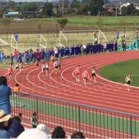 芳賀郡市春季陸上競技大会