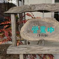 木製看板の