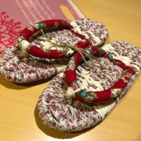 U.S. gift and Hand-made sandals