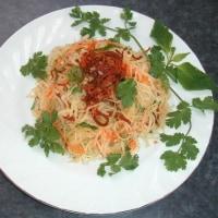 ベトナム風大根サラダ