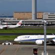 羽田空港 国際線ターミナルビル 7月22日 2017年