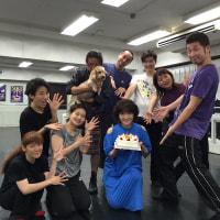 HAPPY BIRTHDAY NORIKO先生!