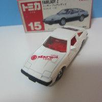 トミカ フェアレディZ 300ZX 丸栄特注の白