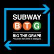 本日2016/12/14発売、big the grape「SUBWAY」リリース情報まとめ!