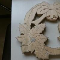 王塚台木彫り教室❤2017.2.24