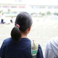 中学校の体育祭 ~むかで競争~