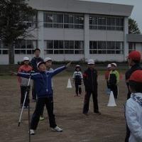 運動会練習 開閉会式・ラジオ体操