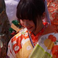 柳川雛祭りさげもんめぐり 水上パレード 観光柳川キャンペーンレディ水の精 横山紗弓 2017・3・19