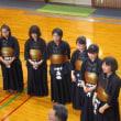 宇河夏季大会剣道大会の風景