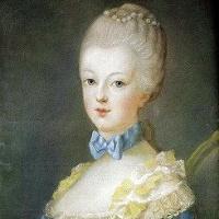 フランス革命の女性 Marie Antoinette 5