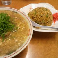 今日のディナー「京都高木町のラーメン」