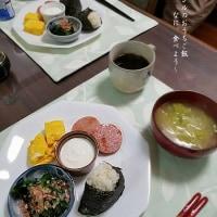 おにぎり和朝食