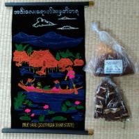 ミャンマー土産