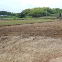 田植えの水が足りません