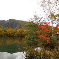 志賀高原への紅葉狩り