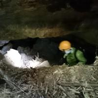 洞窟探検 四日目。