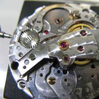 ロレックスエクスプローラー1を修理です