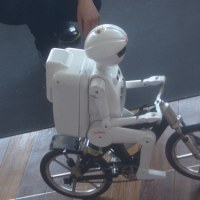ロボットとプラネタリウム