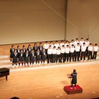 田辺中 合唱コンクール 2016