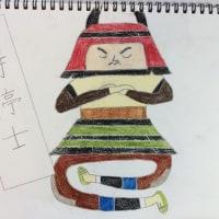 楽しい武士系楽笑オリジナル妖怪日記75回目投稿