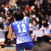 岡山シーガルズ 居村 杏奈 選手