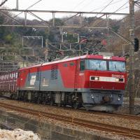 2017年3月28日 東海道貨物線 東戸塚 EH500-30 2079レ