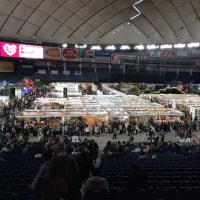 「赤坂迎賓館参観と世界ラン展2017」