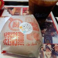 <gourmet>マクドナルド 裏ダブルチーズバーガー+トッピング