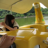 明石公園へ山陽電車で行きました~ (^_-)-☆