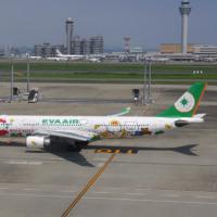 羽田空港国際線旅客ターミナルで飛行機ウオッチング!