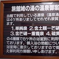 プーさん 宮城県大崎市 鳴子温泉 旅館姥乃湯に行ったんだよおおう その3