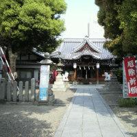 『浪速史跡めぐり』野江水神社と榎並城跡・地下鉄は野江内代駅
