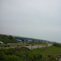 【チャリ旅写真館】~曇ってるけど海岸パトロール編(5/22)~