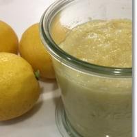 発酵塩レモン作る