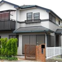 神奈川県横浜市のお客様、カルセラ部分張り+塗装工事、完工致しました。