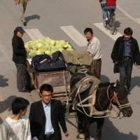 10年くらい前の北京の風景