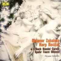 ◇クラシック音楽LP◇ニカノール・サバレタのハープ・リサイタル