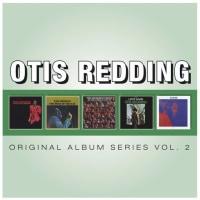 Otis Redding三昧。