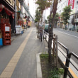 高円寺北口歩道に見る 行政の仕事の出来なさ具合について