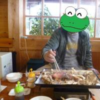今年も三川きのこ園に行ってきました。
