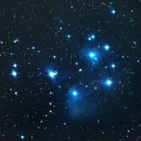 【おうし座】 M45 青の星団を見ながら今年を振り返ってみると