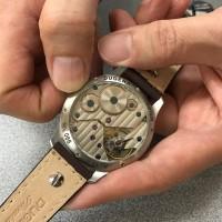 手巻き時計の休め方 (保管方法)