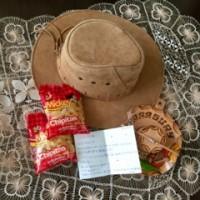 パラグアイからの贈り物