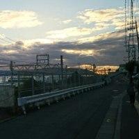 垂水の海と大橋