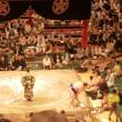 初めて大相撲観てきました